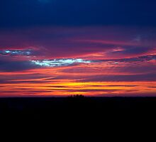After the Sunset by Lynn Gedeon