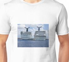 Carnival Cruiselines Unisex T-Shirt