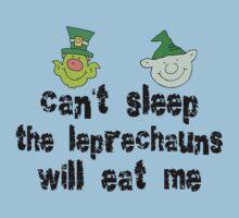 Funny Leprechaun Kids Clothes