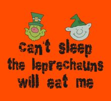 Funny Leprechaun Kids Clothes