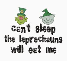 Funny Leprechaun One Piece - Short Sleeve