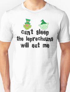 Funny Leprechaun Unisex T-Shirt