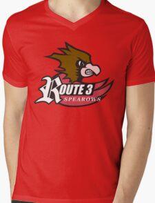 Route 3 Spearows Mens V-Neck T-Shirt