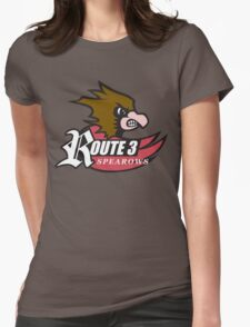Route 3 Spearows Womens Fitted T-Shirt