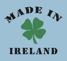 Made In Ireland One Piece - Short Sleeve