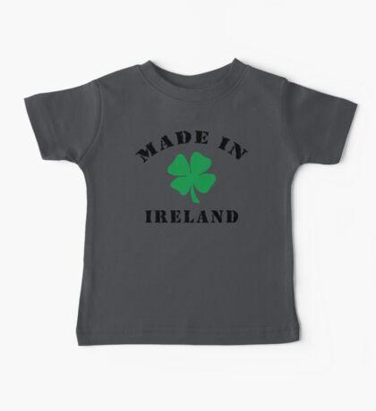 Made In Ireland Baby Tee