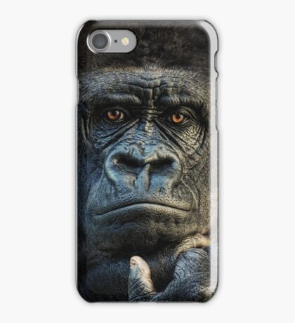 thinking about U! II iPhone Case/Skin