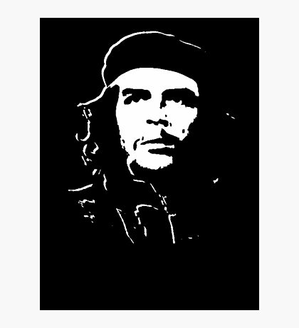 che guevara t-shirt Photographic Print