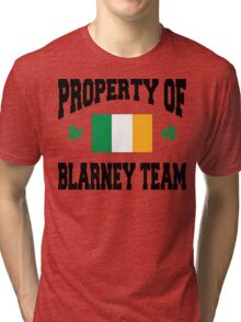 Blarney Tri-blend T-Shirt