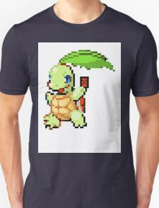 Pokemon and YuGiOh combined into a sprite Unisex T-Shirt