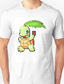 Pokemon and YuGiOh combined into a sprite T-Shirt