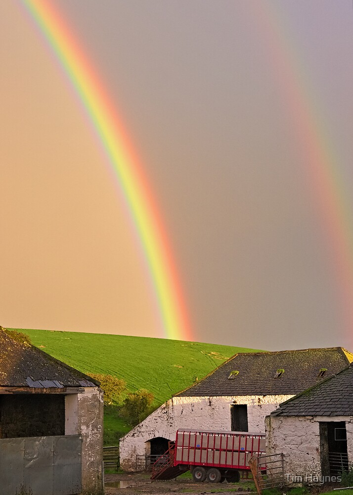 Barvennan Rainbow by Tim Haynes
