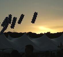 Sunset at the Fair by Bernadette Claffey