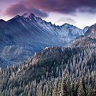 Longs Peak Sunrise by Ryan Wright