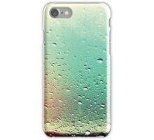 Blue Rain iPhone Case/Skin