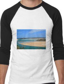 Nambucca by the sea. Men's Baseball ¾ T-Shirt
