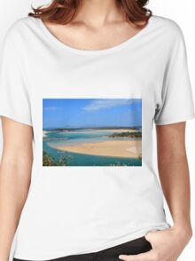 Nambucca by the sea. Women's Relaxed Fit T-Shirt