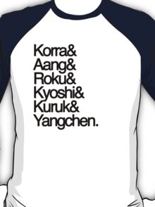 The Avatars T-Shirt