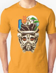 Civilization meets the tree line T-Shirt