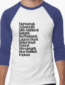 The Team (Invasion) Men's Baseball ¾ T-Shirt
