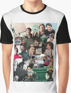 The Front Bottoms Collage  Graphic T-Shirt