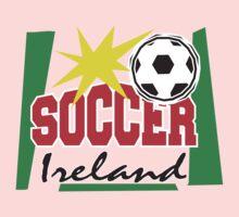 Irish Soccer Kids Tee