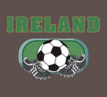 Irish Soccer One Piece - Short Sleeve
