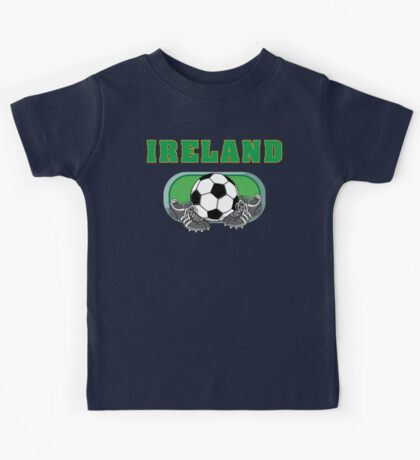 Irish Soccer Kids Tee