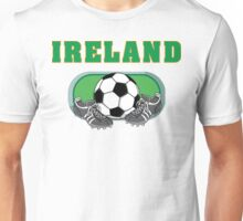 Irish Soccer Unisex T-Shirt