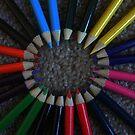 COLORED PENCILS by gracestout2007