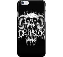 Dethklok. Heavy metal iPhone Case/Skin