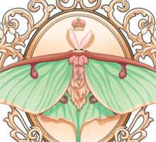 Moon Moth Sticker