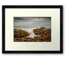 Coolum Sunshine Coast Framed Print