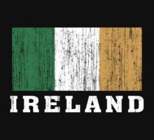 Ireland Flag Kids Clothes