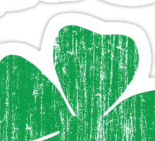 Irish Shamrock Sticker