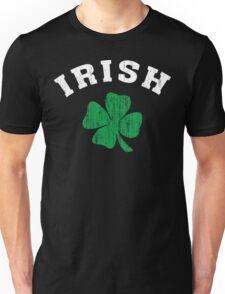 Vintage Irish Shamrock Unisex T-Shirt