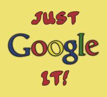 Just Google It Kids Clothes