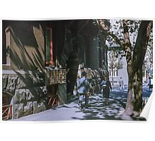 Collins St Melbourne 19611012 0009 Poster