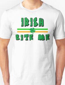"""Irish """"Bite Me"""" T-Shirt"""