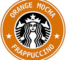 Orange Mocha Frappuccino by morrokko