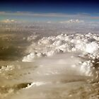 Far Above The Clouds I by Richard J. Bartlett