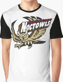 Route 43 Noctowls Graphic T-Shirt