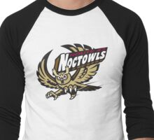 Route 43 Noctowls Men's Baseball ¾ T-Shirt