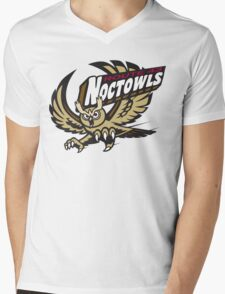 Route 43 Noctowls Mens V-Neck T-Shirt