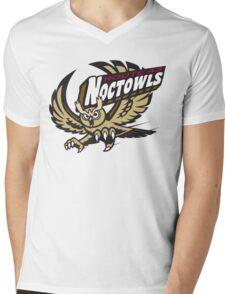 Route 43 Noctowls Mens V-Neck T-Shirt
