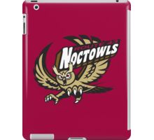 Route 43 Noctowls iPad Case/Skin