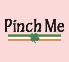 """Irish """"Pinch Me"""" Kids Tee"""