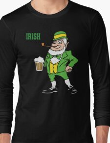 Irish Long Sleeve T-Shirt