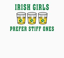 Funny Irish Women's Womens Fitted T-Shirt