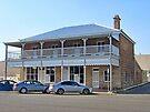 An old restored building in Fitzroy Street , Warwick,  QLD by Albert